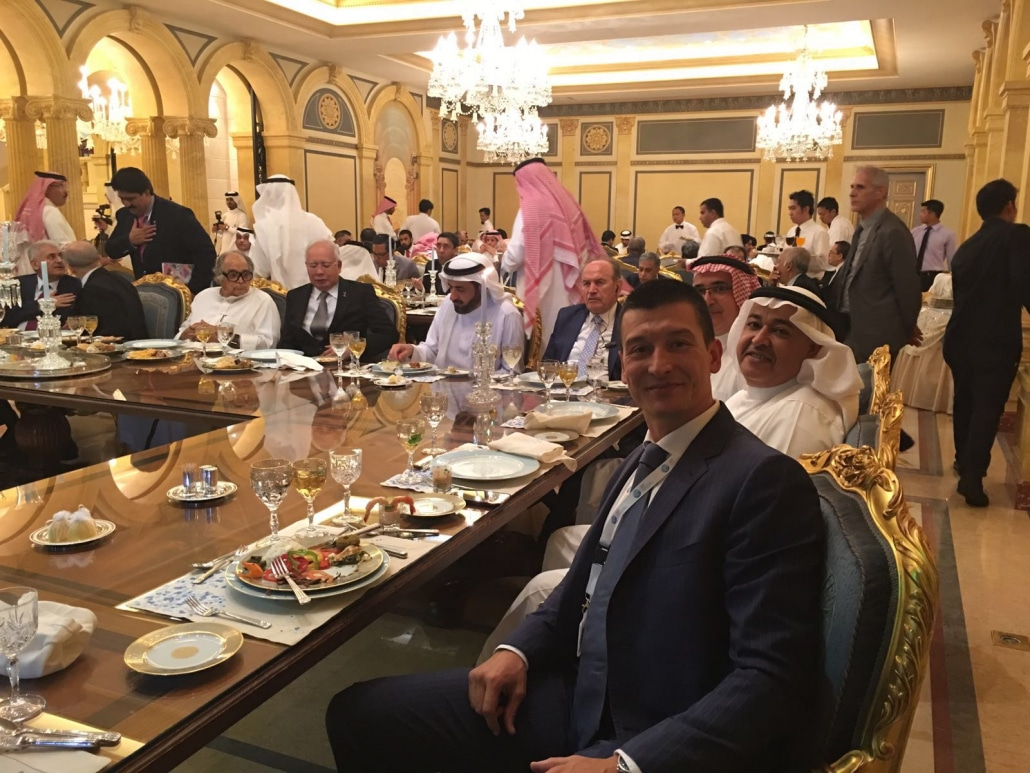 Our CEO Speech and Participation at Jeddah Economic Forum