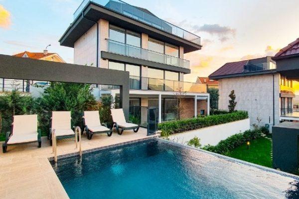 Royal Blue Istanbul Luxury Serviced Villas 8